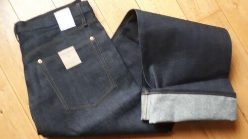 Jeans denim Lutece MFG CO Martingale Selvedge rockabilly us navy w38
