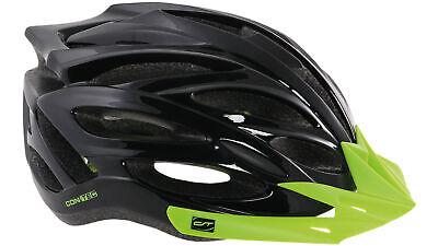 Contec MTB-Helm Rok.23 schwarz neon grün Größe M 55-58 cm