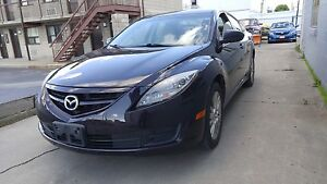 2009 Mazda Mazda6 4cyl Certified and E-Tested