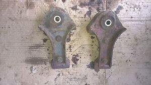DELANTERO-montura-de-muelle-Eliminado-de-FORD-IVECO-75-e-15-Ruptura-para-piezas