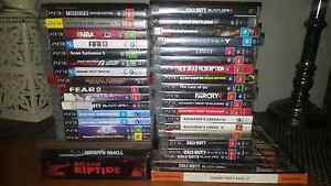 PS3 games assorted 37 in total selling separately Prospect Prospect Area Preview