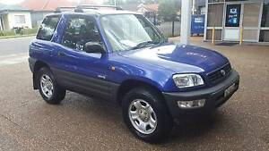 1998 Toyota RAV4 (4x4) 2.0L 4 Cylinder 2 Door Wagon - Manual Waratah Newcastle Area Preview
