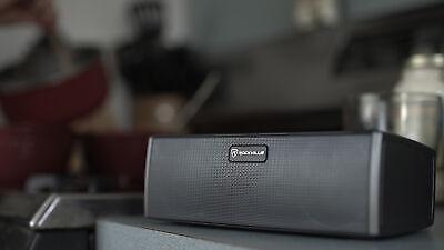 Rockville RPB21 30 Watt Portable/Home Bluetooth Speaker w/USB+SD+Aux In+FM Radio