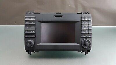 Original Mercedes W906 Sprinter VW Crafter Radio SD Navigation Bedieneinheit