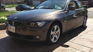 2010 BMW 328 X Drive coupe very low kms