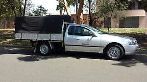 HIRE A UTE & DRIVER TO MOVE YOUR STUFF - 7 DAYS - FIXED PRICING Brooklyn Brimbank Area Preview