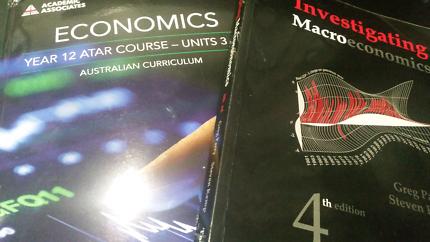 YEAR 12 ATAR Economics books