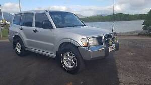 Mitsubishi Pajero GLX, TURBO DIESEL, 7 SEATER, AUTO!!! Cairns Cairns City Preview