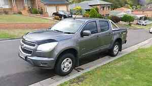 2012 Holden Colorado Wollongong Wollongong Area Preview