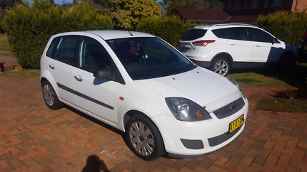 Ford Fiesta Orchard Hills Penrith Area Preview