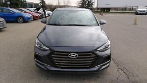 2018 Hyundai Elantra Sport  LEATHER ROOFfinance as low as 1.99%