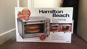 Hamilton Countertop Oven