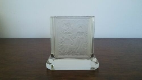 Rene Lalique Style High Quality Card Holder