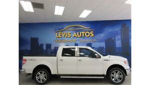 2012 Ford F-150 LARIAT 4X4 V-8 5.0 LITRES BEAU LOOK 129000 KM