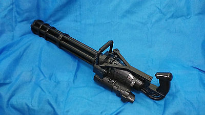 Vulcan M134 AEG electric seal gatling helicopter minigun prop usmc reenactment for sale  Shipping to United States