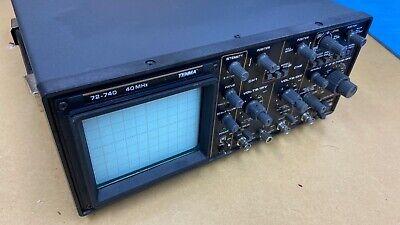 Tenma 72-740 Oscilloscope