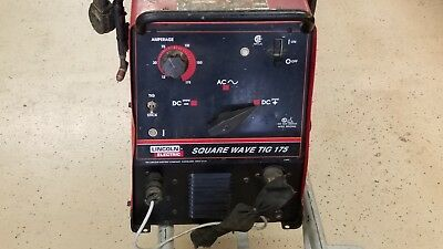 Lincoln Square Wave 175 Tig Stick Welder Local Pick Up Only