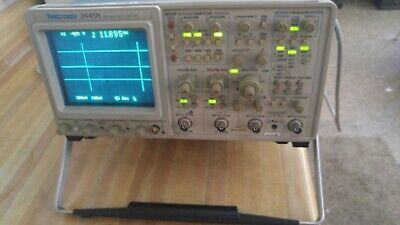 Tektronix 2445b 200mhz Oscilloscope Used