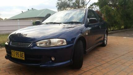 2003 Mitsubishi Lancer Coupe Kariong Gosford Area Preview