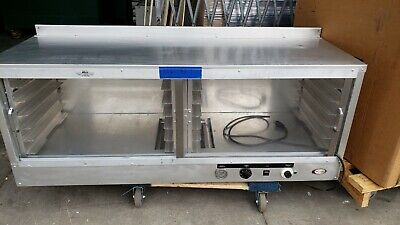 Nice Bevles Model Phc23-ar12 Commercial Proofing Cabinet With Clear Doors Ang56