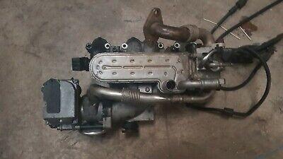 VW GOLF MK5 1.9 TDI EGR VALVE  + EGR COOLER