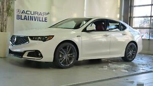 Acura TLX A-Spec 3.5l Sh-Awd Tech 2019