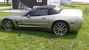1999 corvette ragtop