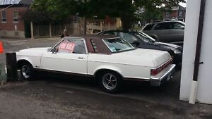 1978 Mercury Monarch.Please call owner.647 447 1353