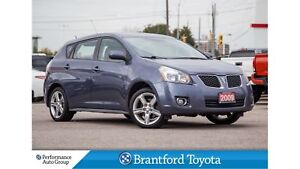 2009 Pontiac Vibe Automatic, Alloy Wheels, Safety Passed