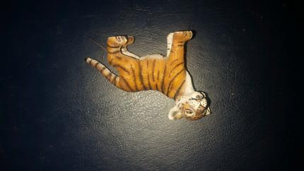 Schleich tigers