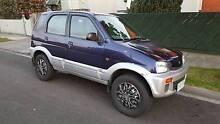2000 Daihatsu Terios 4x4 Automatic (excellent condition) Thornbury Darebin Area Preview