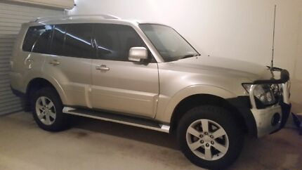 2008 Mitsubishi Pajero NS VR-X (4WD) 25TH ANNIVERSARY Mannum Mid Murray Preview