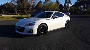 2013 SUBARU BRZ TURBO! 6 SPD MANUAL LEATHER 12 MONTHS REGO Campbelltown Campbelltown Area Preview