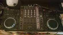 Pioneer DJ gear for sale + hardcover roadcase Narellan Vale Camden Area Preview