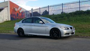 BMW 320i E90 Sedan Hobart CBD Hobart City Preview
