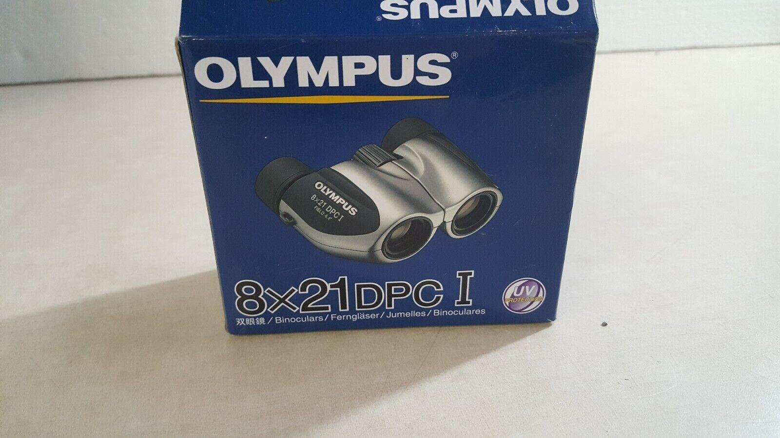 OLYMPUS 118705 BINOCULAR ROAMER DPC I 8X21