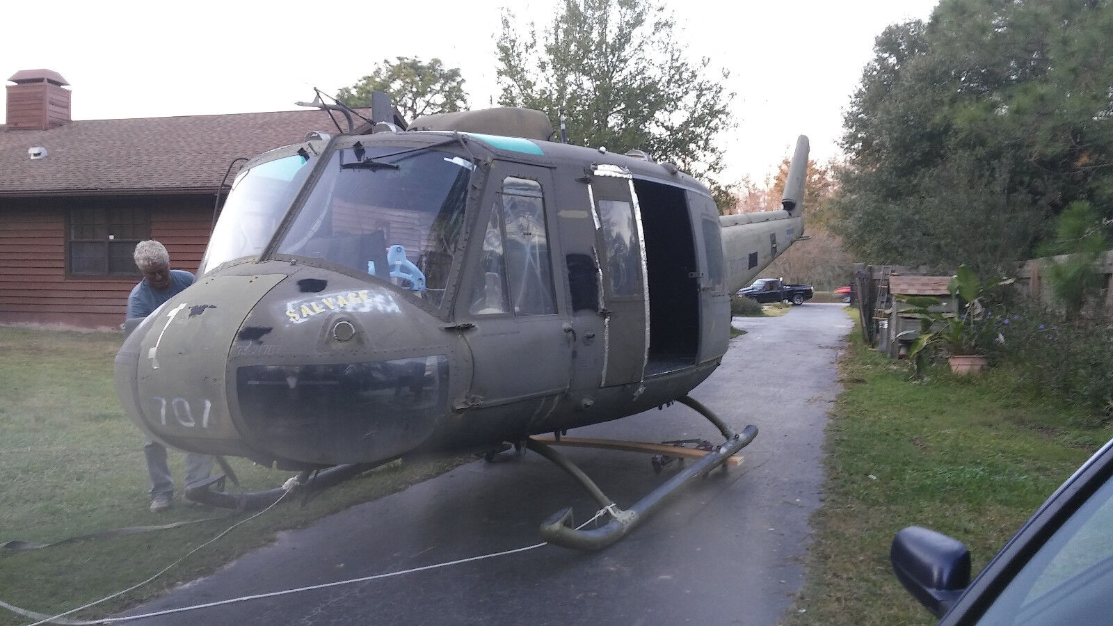 Bell Uh 1h Huey Helicopter Used Bell For Sale In Tampa