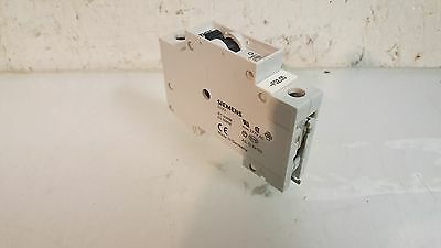 Siemens Circuit Breaker, # 5SX21, C3, 3 Amp, Used, Warranty