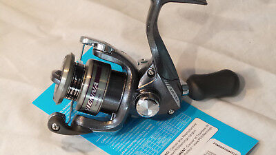 Dam Quick Contrast 450 FD spinnrolle SPINNING REEL New OVP