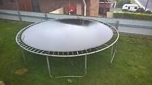 trampoline 14 ft round Devonport Devonport Area Preview
