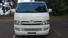 2007 TOYOTA HIACE 5 SPEED MANUAL!!! GREAT CONDITION!! LOW KMS!! Lansvale Liverpool Area Preview