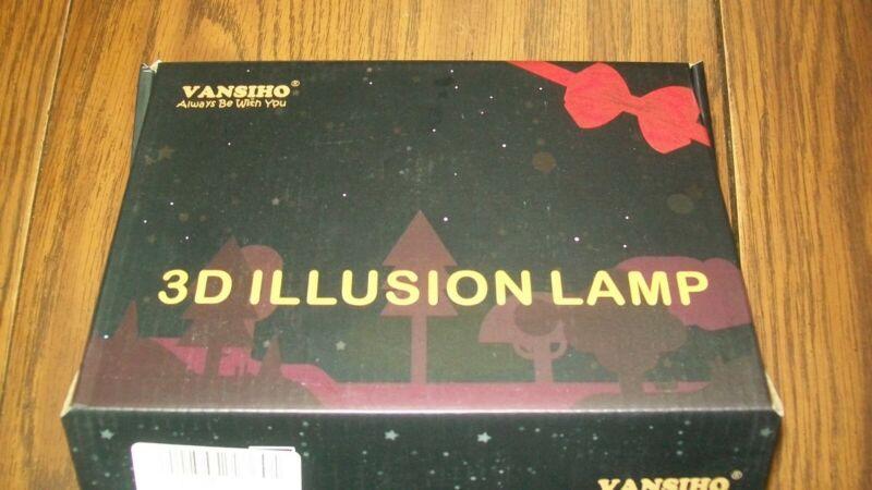 3D Illusion Lamp Unicorn-NEW!