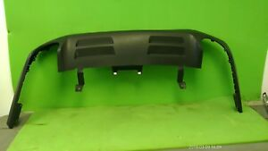 NEW Ford Mustang GT 5.0L 2010 2011 20112 rear  lower Valance  oem Texture 10-12