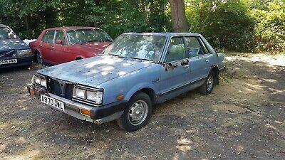 1984 subaru leone GL / GLF parts dashboard