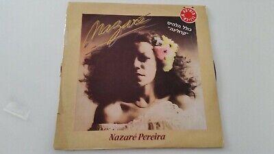 NAZARE PEREIRA chero da carolina   RARE ISRAELI  LP  Nazaré comprar usado  Enviando para Brazil