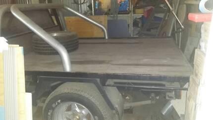 Holden wb 1 tonne ute Woodridge Logan Area Preview