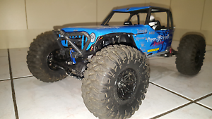 Axial wraith custom rc car crawler Caboolture Caboolture Area Preview