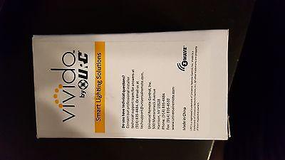 NEW URC Vivido 1000 watt master dimmer - no neutral.