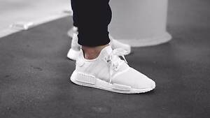 M&K: NMD Triple White US5.5 to US13.5 Sydney City Inner Sydney Preview