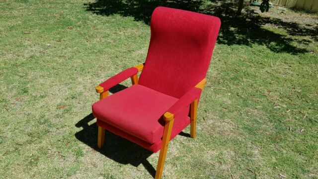 Custom Made Retro ArmChair ***Perfect Condition ...